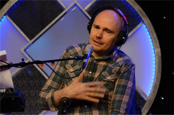 Billy Corgan Meets Howard Stern, Results Not As Obnoxious As You'd Think